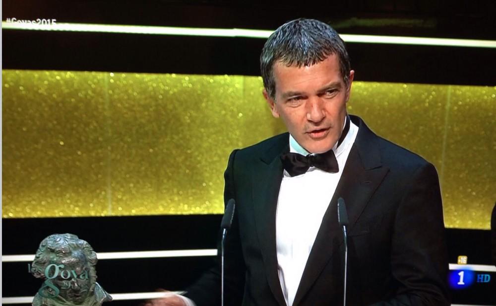Goya de Honor premios Goya 2015